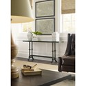 Hooker Furniture Auberose Traditional Console Table