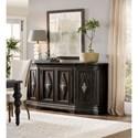 Hooker Furniture Auberose Four-Door Credenza