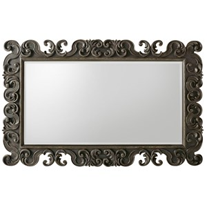 Hooker Furniture Auberose Decorative Landscape Mirror