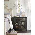 Hooker Furniture Auberose One-Drawer Two-Door Nightstand