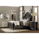 Hooker Furniture Auberose Three-Drawer Nightstand