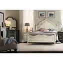Hooker Furniture Auberose Queen Panel Bed