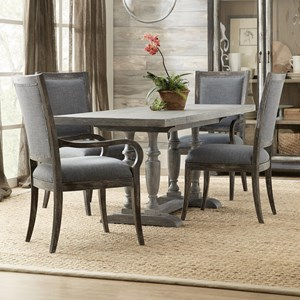 5 Piece Pub Table and Chair Set