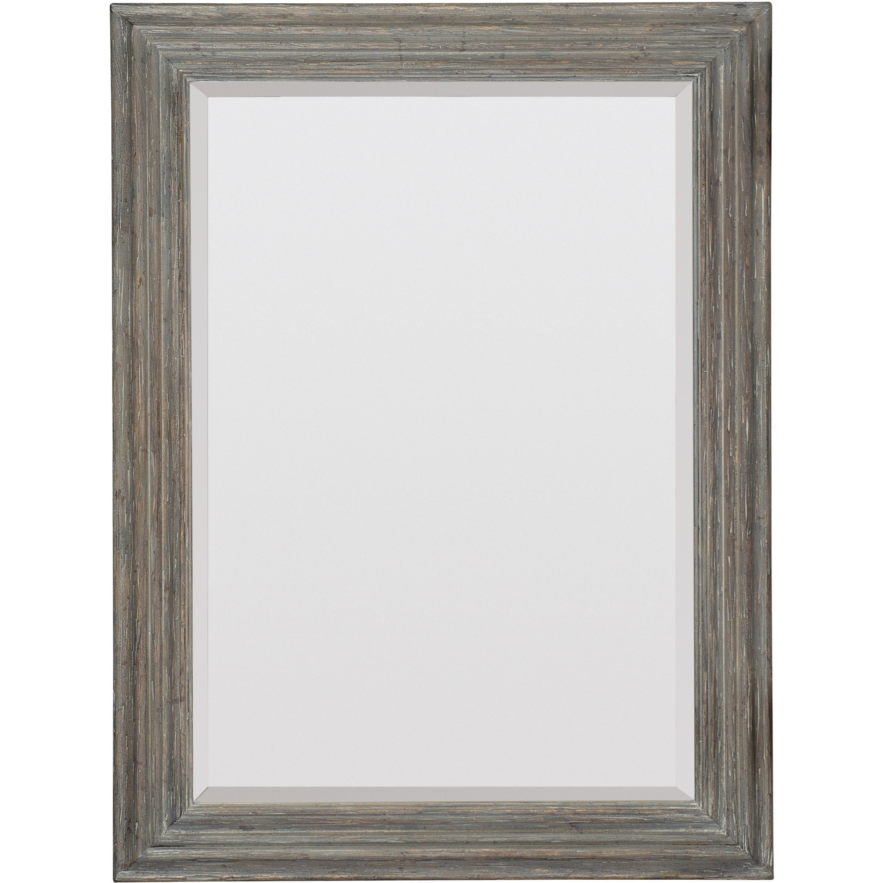 Beaumont Landscape Mirror by Hooker Furniture at Miller Waldrop Furniture and Decor