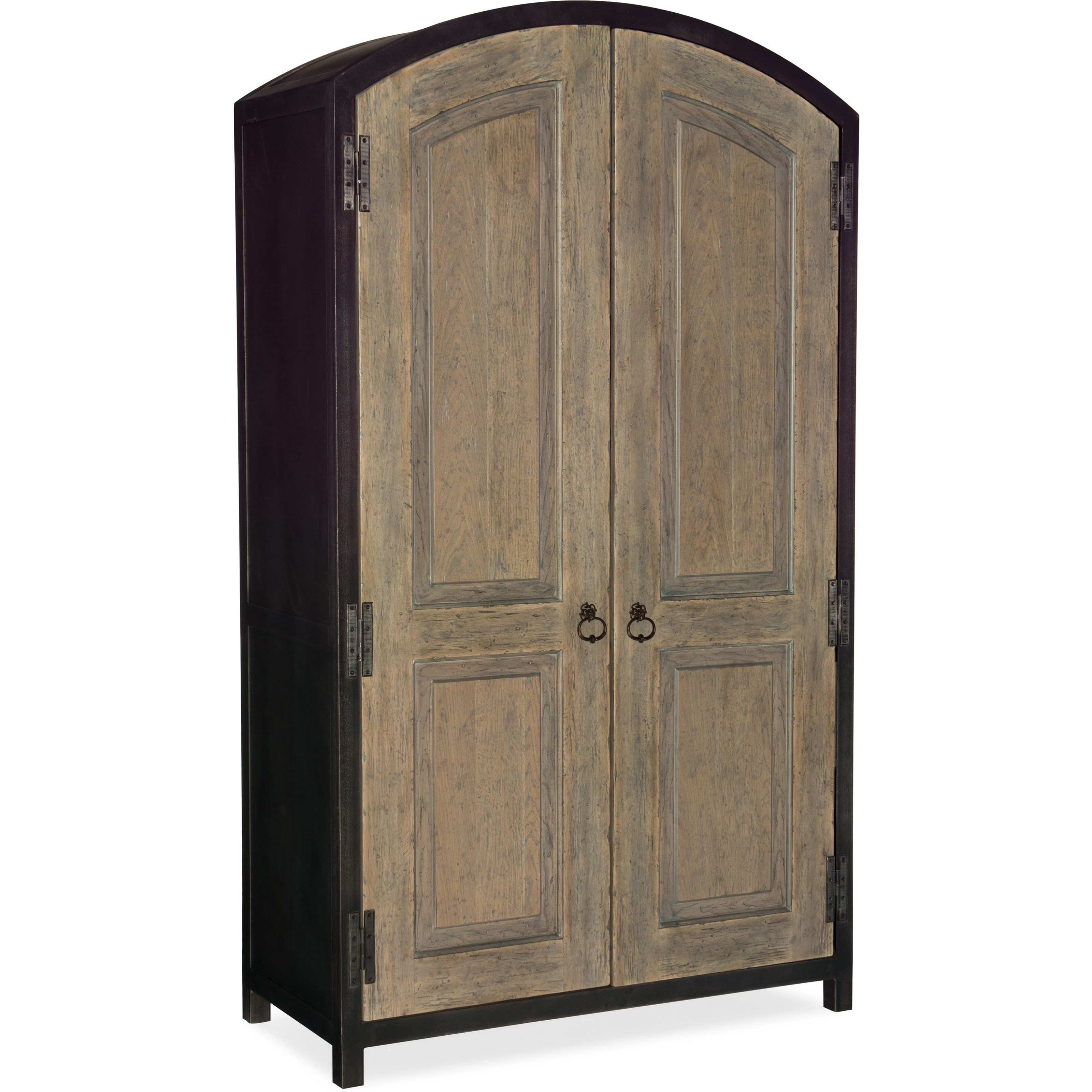 Beaumont Wardrobe by Hooker Furniture at Miller Waldrop Furniture and Decor