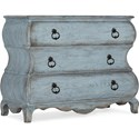 Hooker Furniture Beaumont Bachelors Chest - Item Number: 5751-90017-40