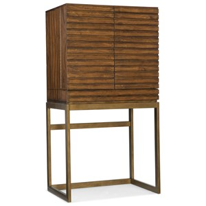 Hooker Furniture Big Sur Bar Cabinet