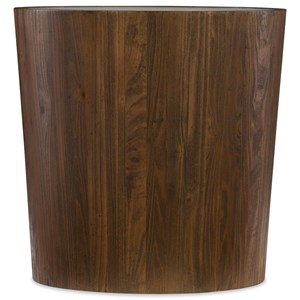 Hooker Furniture Big Sur Round Lamp Table