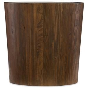 Hooker Furniture Big Sur Round Lamp Table