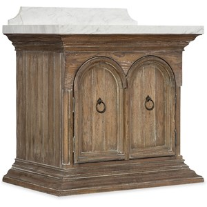 Hooker Furniture Boheme Durbury Bathroom Vanity