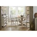Hooker Furniture Boheme Ascension Round Dining Table Base