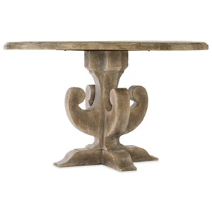 Hamilton Home Boheme Ascension 48in Wood Round Dining Table Top