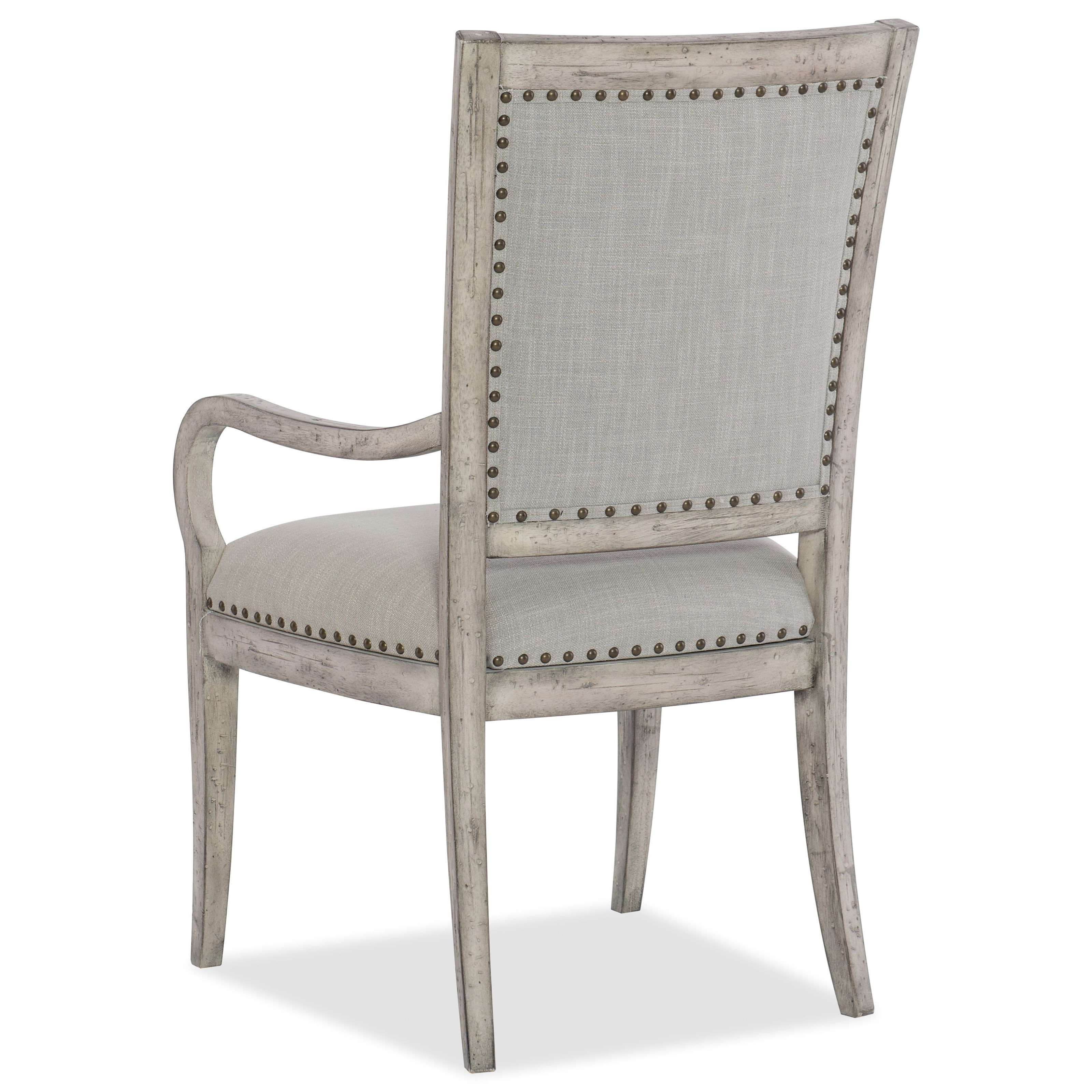 Hooker Furniture Boheme Vitton Upholstered Arm Chair With