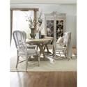 Hooker Furniture Boheme Vitton Upholstered Arm Chair