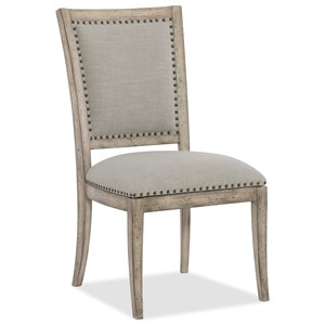 Hooker Furniture Boheme Vitton Upholstered Side Chair