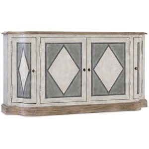 Hooker Furniture Boheme 4 Door Dining Server