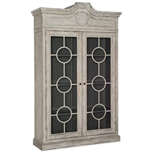 Hooker Furniture Boheme Baptiste Display Cabinet