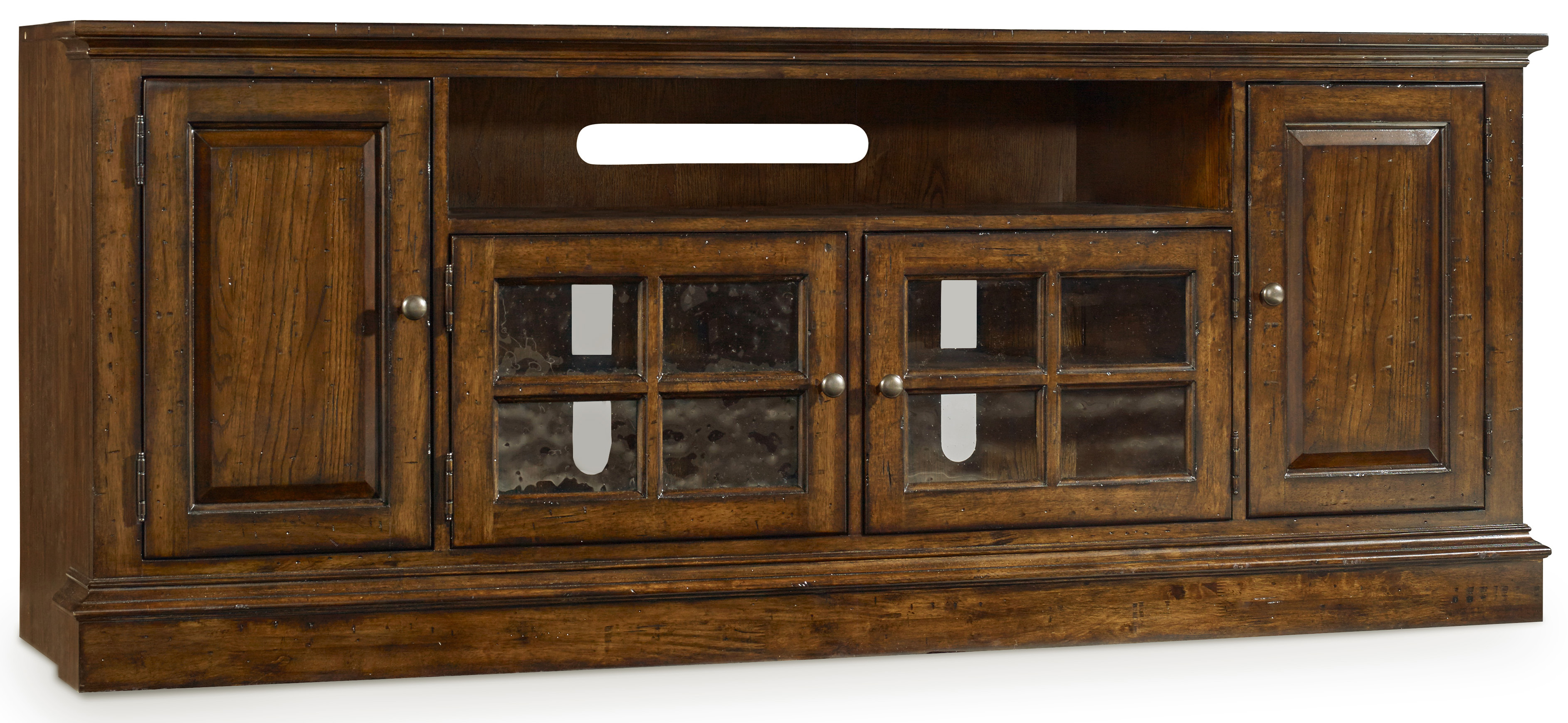 Hooker Furniture Brantley Entertainment Console - Item Number: 5302-70475
