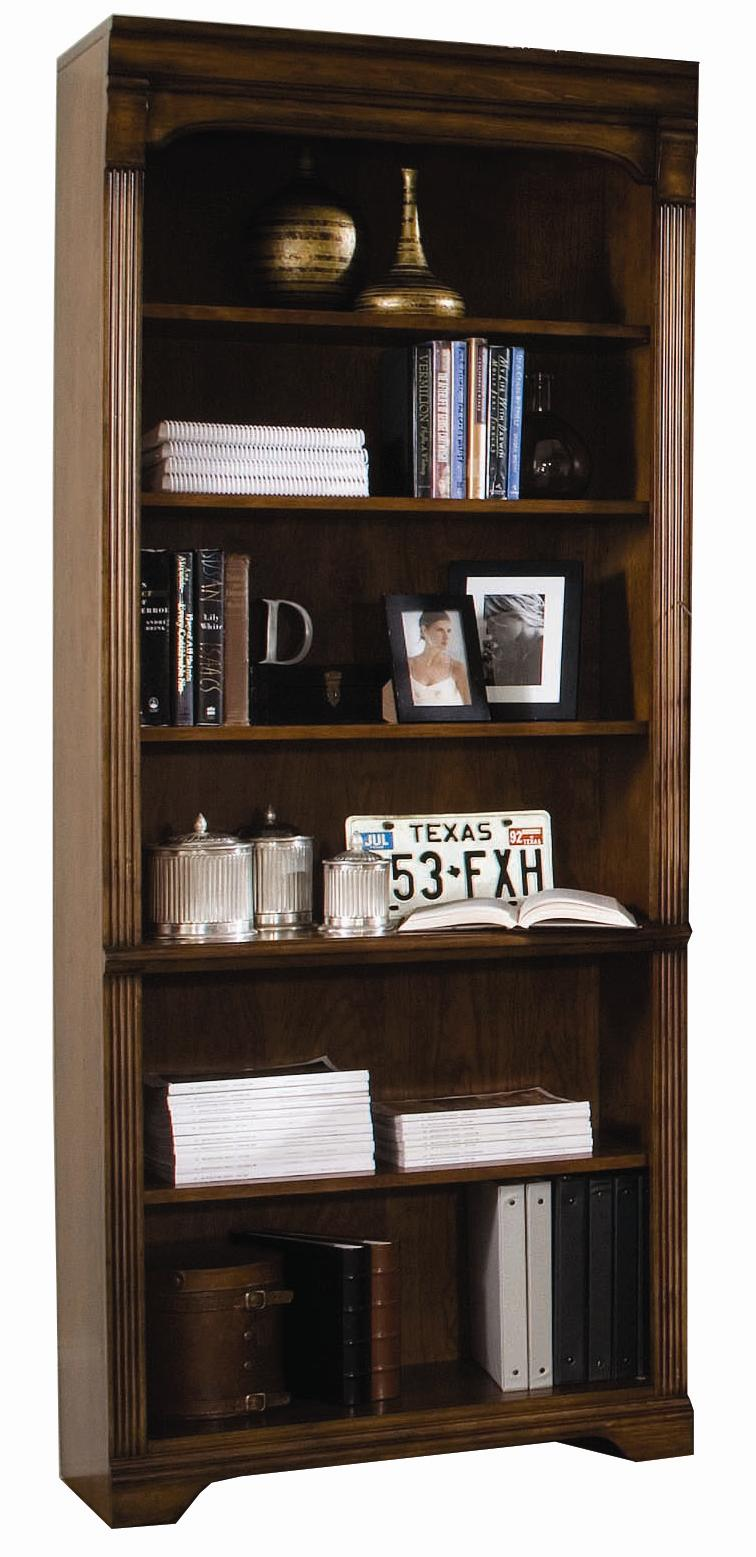 Brookhaven Bookcase by Hooker Furniture at Zak's Home