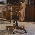 Hamilton Home Brookhaven Desk Chair - Item Number: 281-30-275
