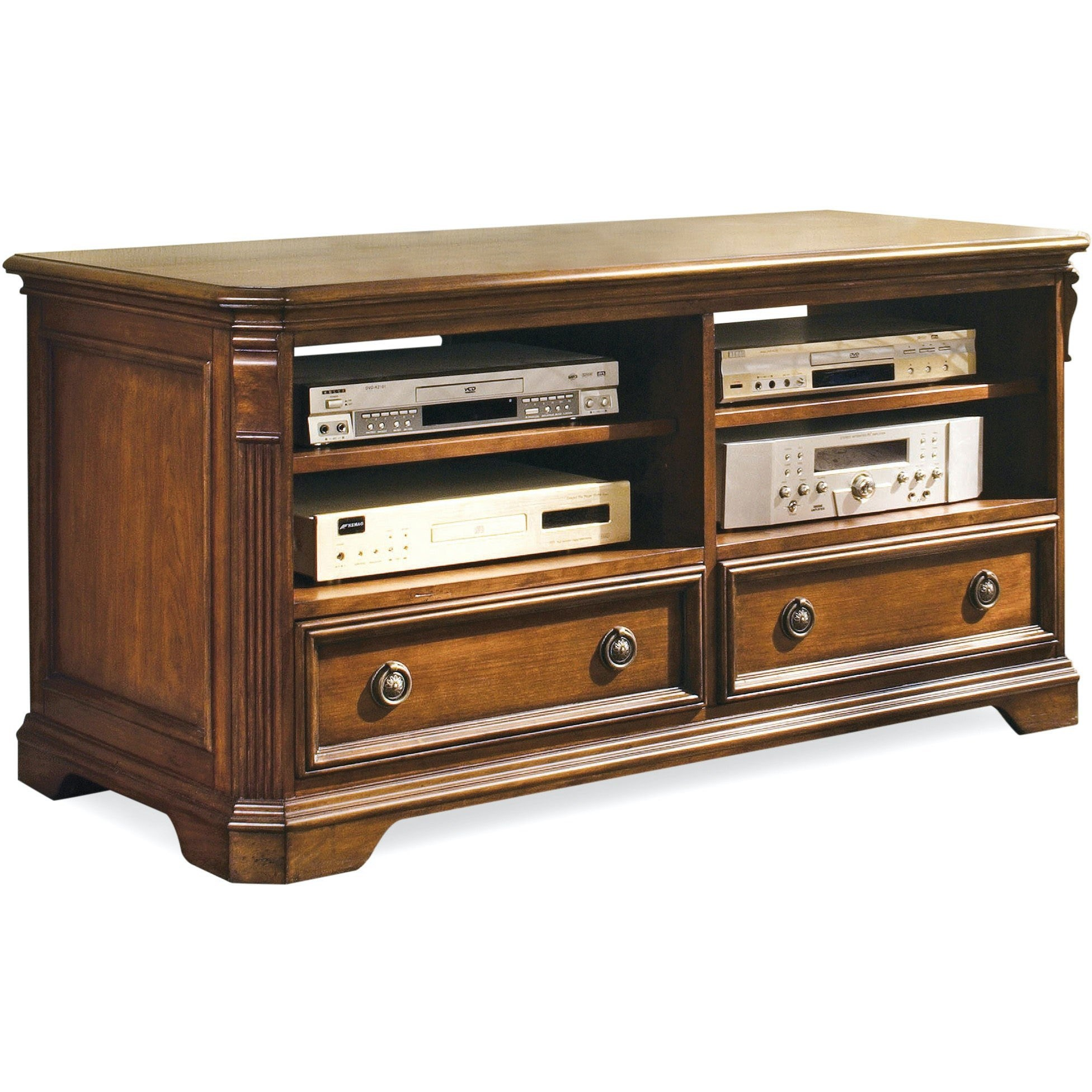 Brookhaven Console by Hooker Furniture at Zak's Home