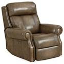 Hooker Furniture Brooks Power Recliner w/ Power Headrest - Item Number: SS316-PH1-083