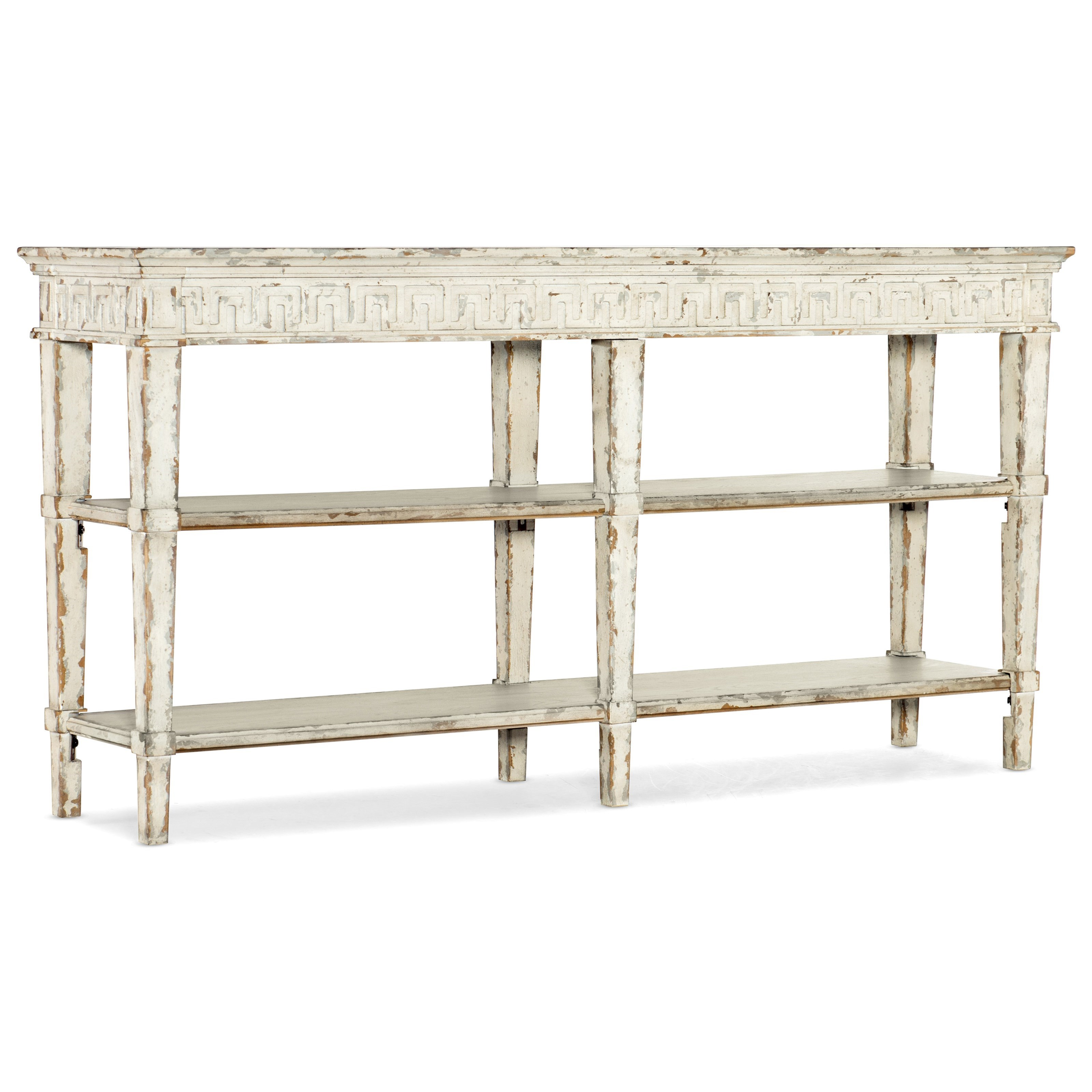 Cadence Console Table by Hooker Furniture at Miller Waldrop Furniture and Decor