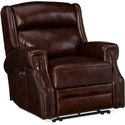Hooker Furniture Carlisle Power Recliner with Power Headrest - Item Number: SS460-PWR-188