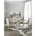 Hooker Furniture Cascade Dining Room Group - Item Number: 6120 Dining Room Group 2