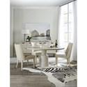Hooker Furniture Cascade Dining Room Group - Item Number: 6120 Dining Room Group 3