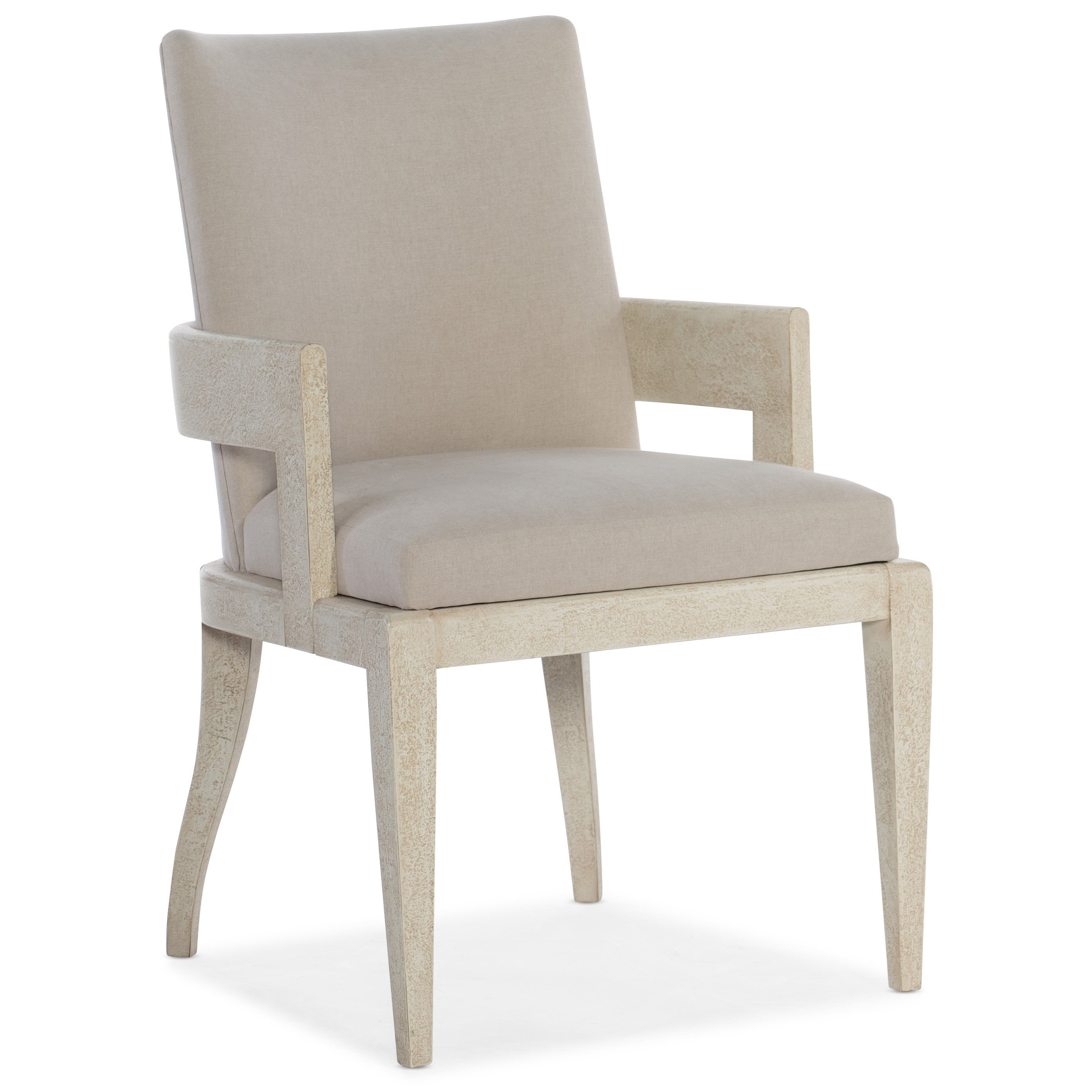 Cascade Arm Chair  by Hooker Furniture at Stoney Creek Furniture