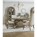 Hooker Furniture Castella Formal Dining Room Group - Item Number: 5878 Dining Room Group 1