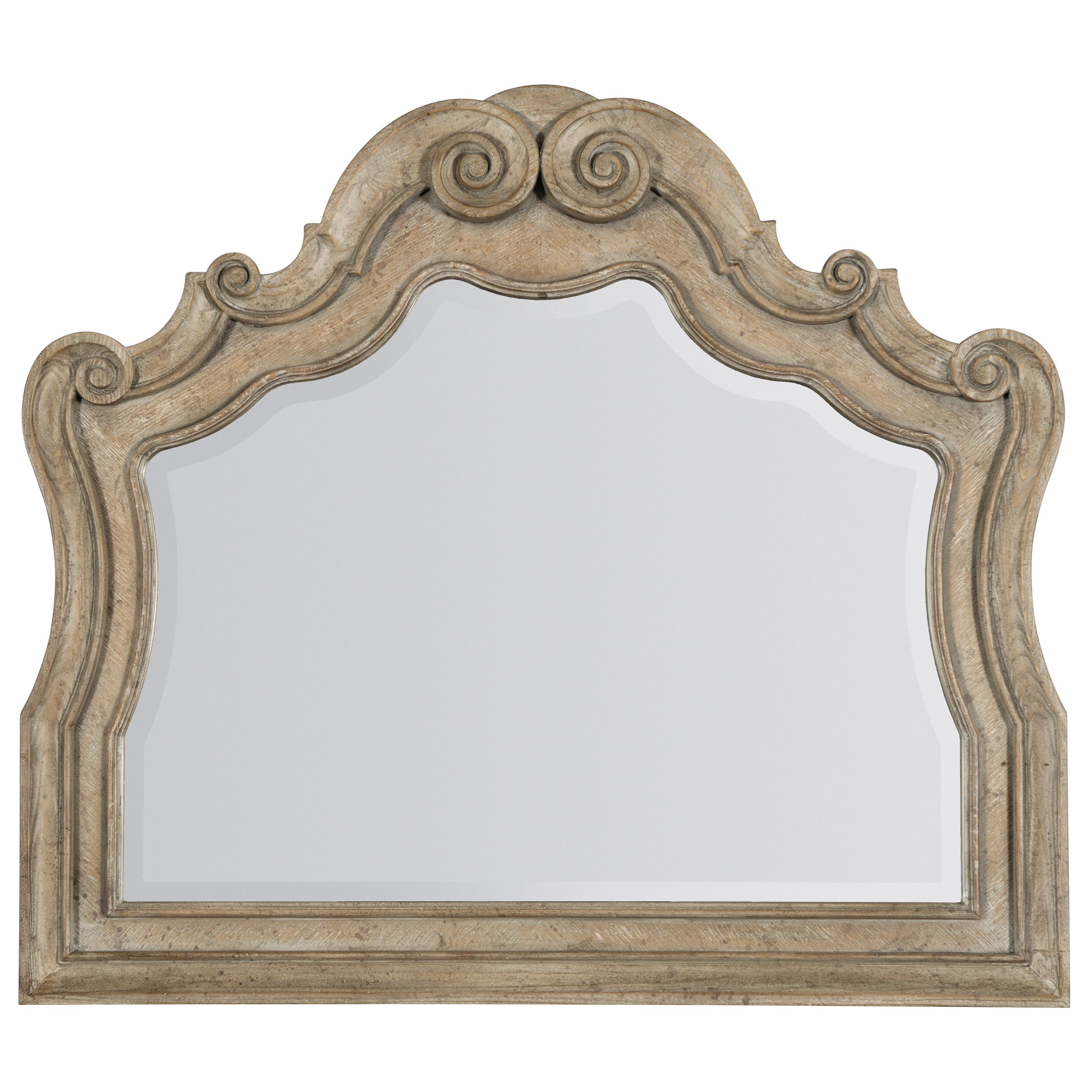 Castella Mirror by Hooker Furniture at Baer's Furniture