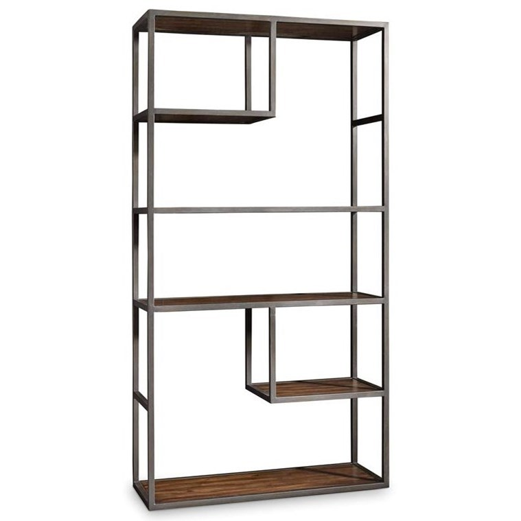 Hooker Furniture Chadwick Bunching Bookcase - Item Number: 5434-10445