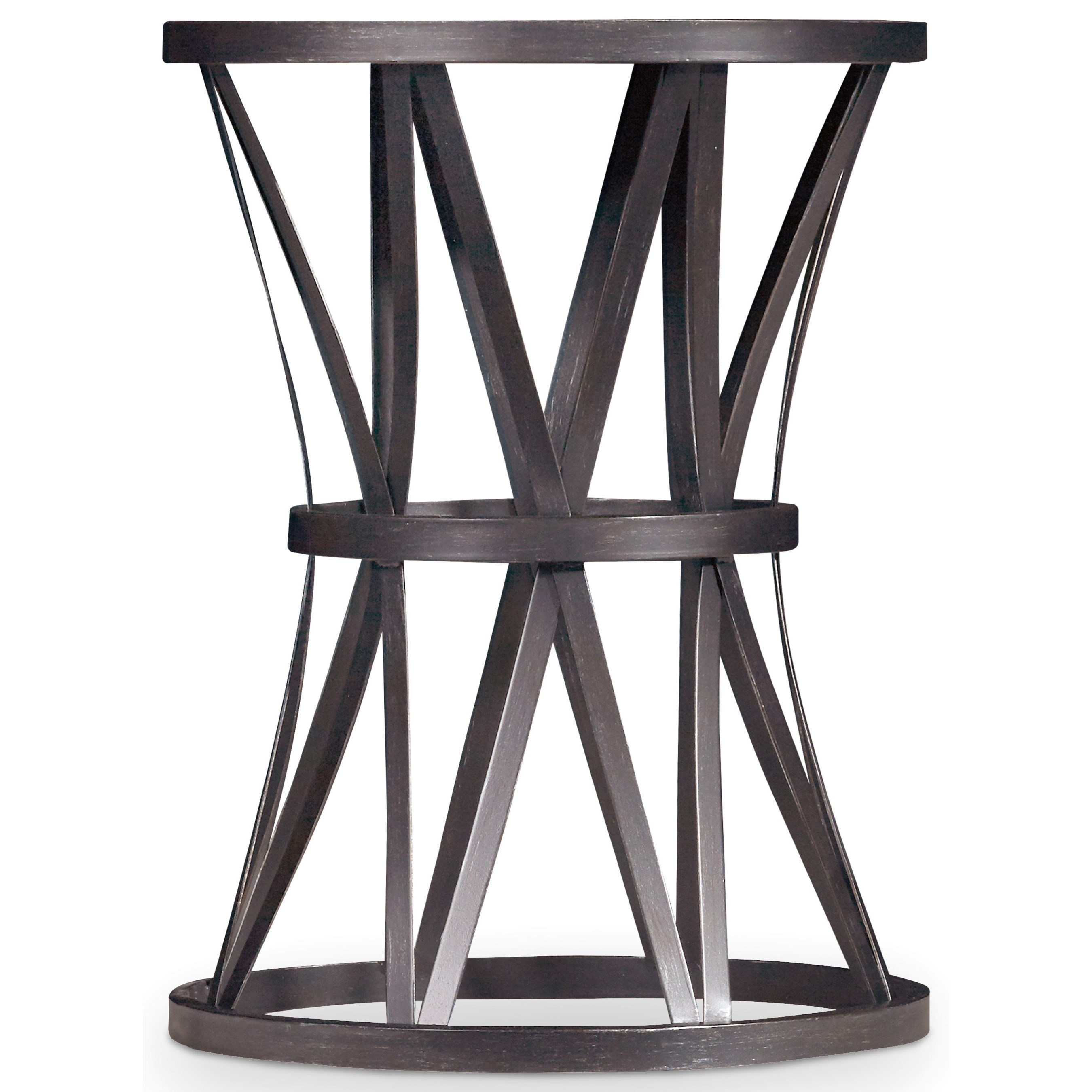 Hooker Furniture Chadwick Round End Table - Item Number: 5434-80116