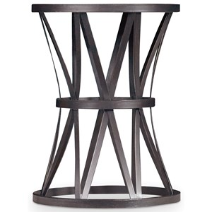 Hooker Furniture Chadwick Round End Table