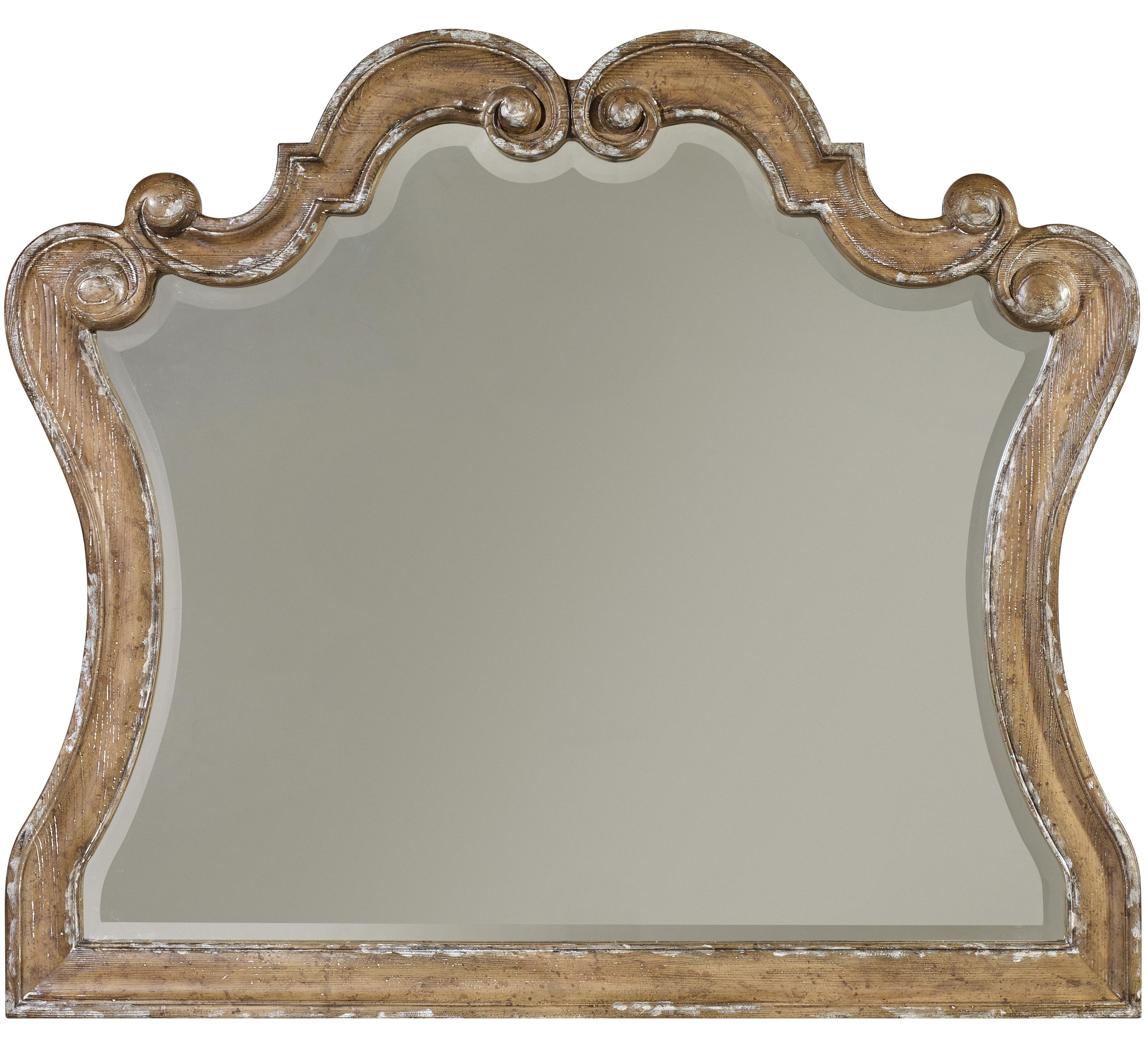 Hamilton Home Chatelet Mirror - Item Number: 5300-90009