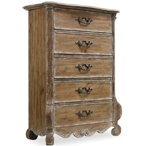 Hamilton Home Chatelet Chest