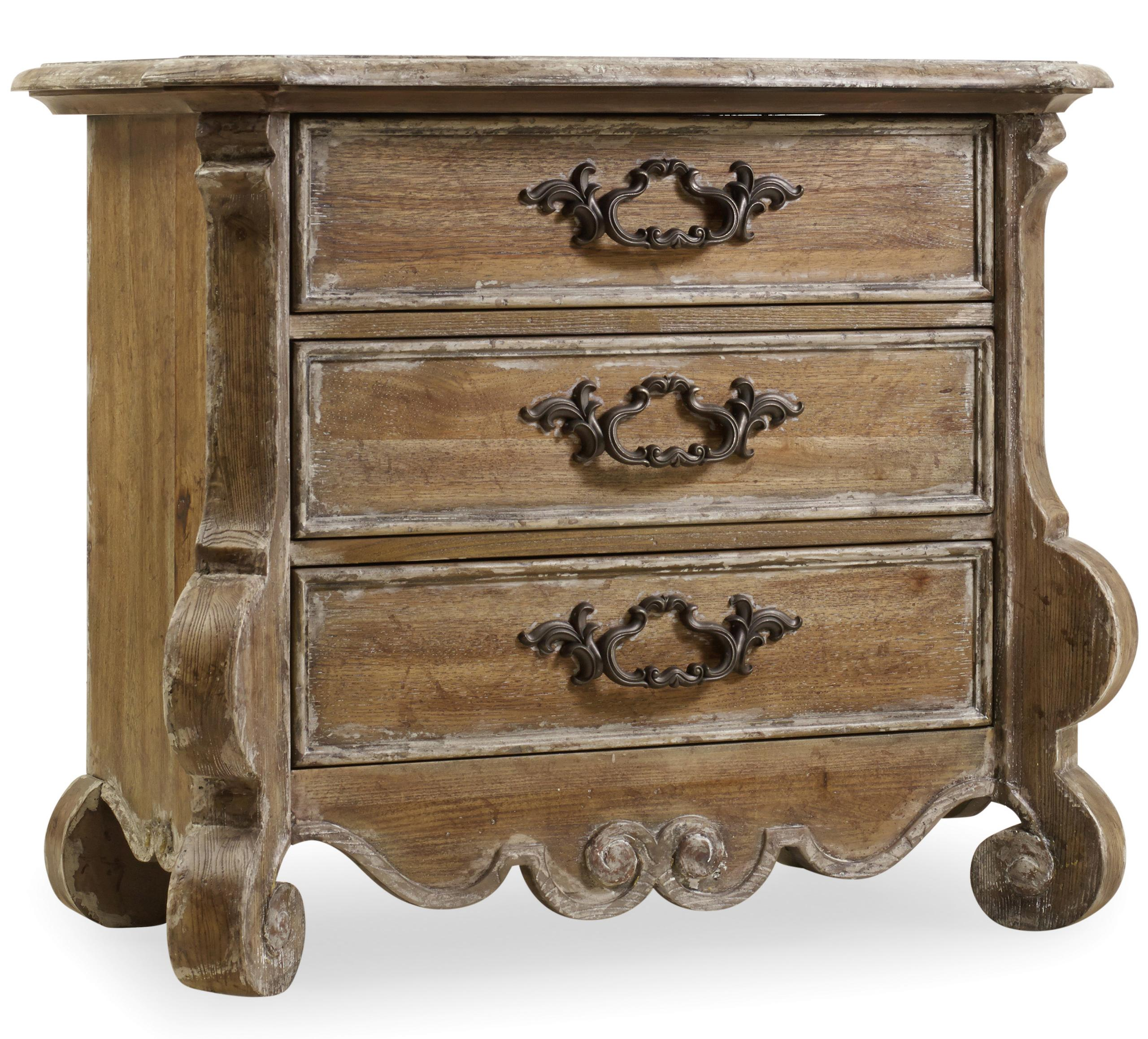 Hamilton Home Chatelet Nightstand - Item Number: 5300-90016