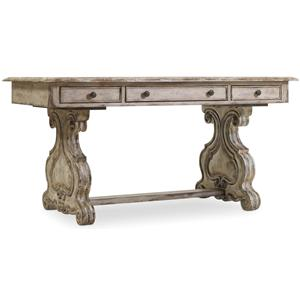 Hamilton Home Chatelet Trestle Writing Desk