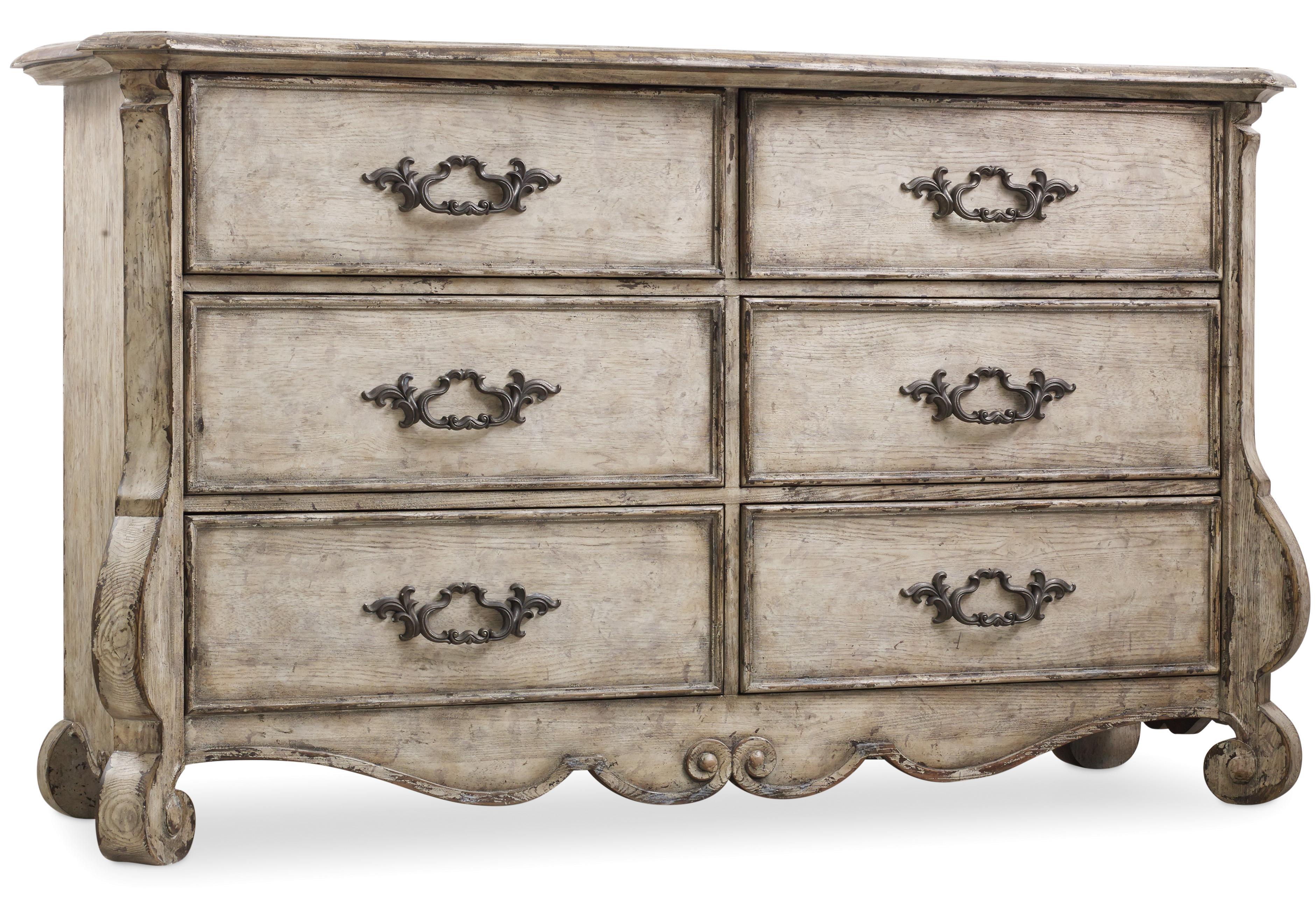 Hamilton Home Chatelet Dresser - Item Number: 5350-90001