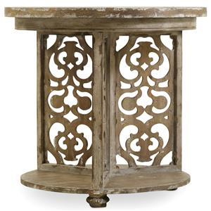 Hooker Furniture Chatelet Round Accent Table