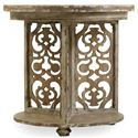 Hamilton Home Chatelet Round Accent Table - Item Number: 5351-50001