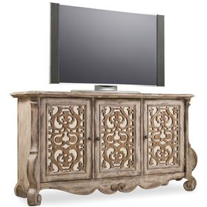 Hamilton Home Chatelet Entertainment Console
