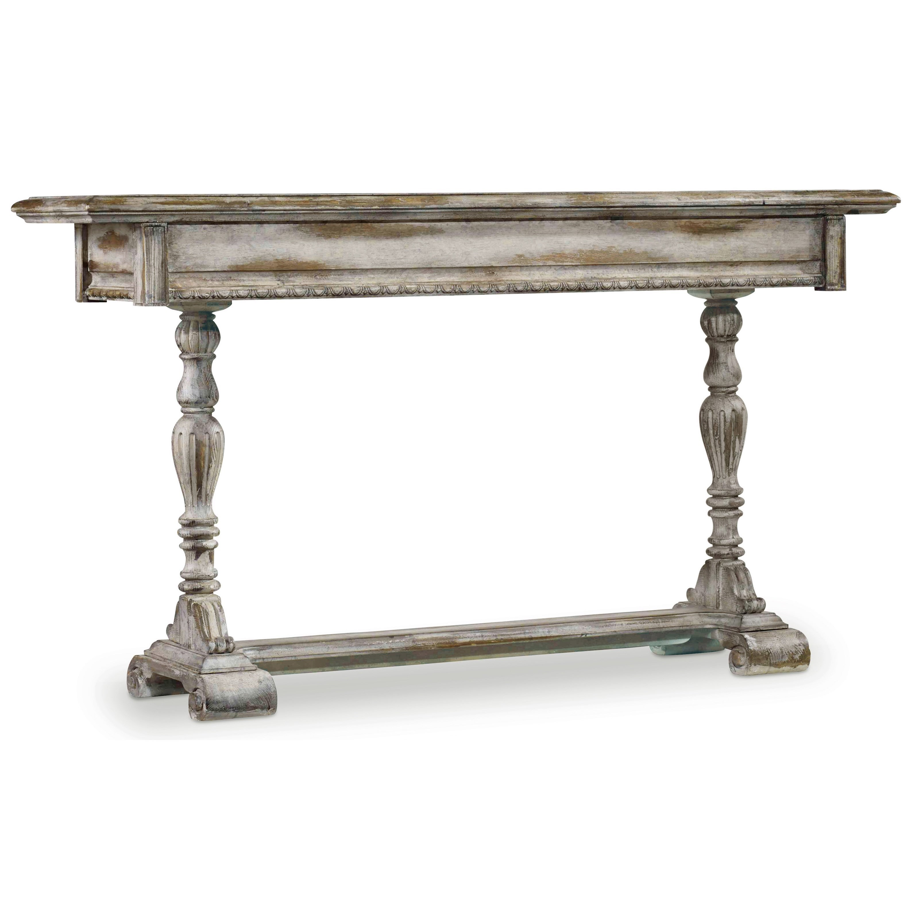 Hamilton Home Chatelet Skinny Console - Item Number: 5853-85001