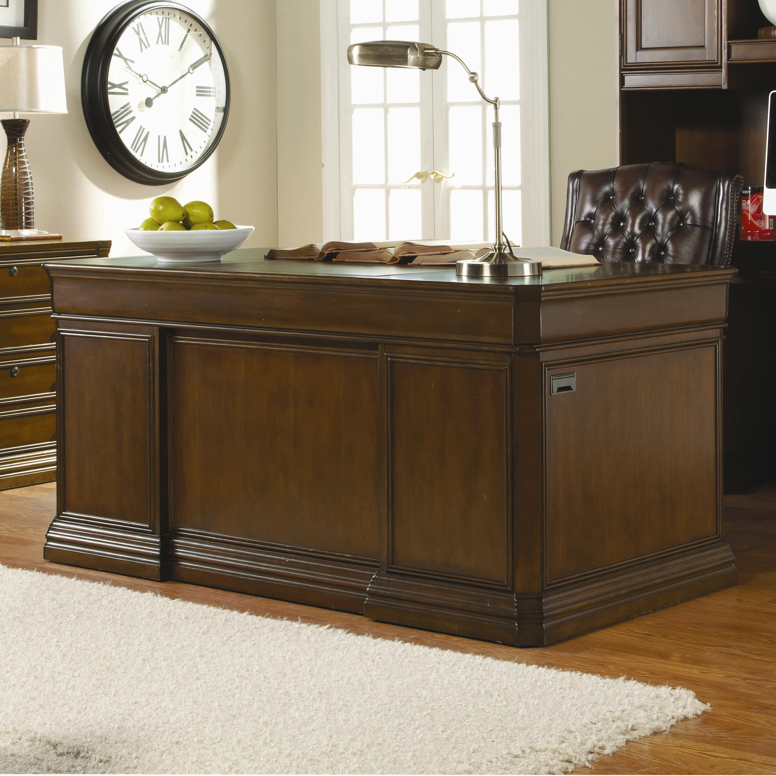 Hamilton Home Cherry Creek  Executive Desk - Item Number: 258-10-563