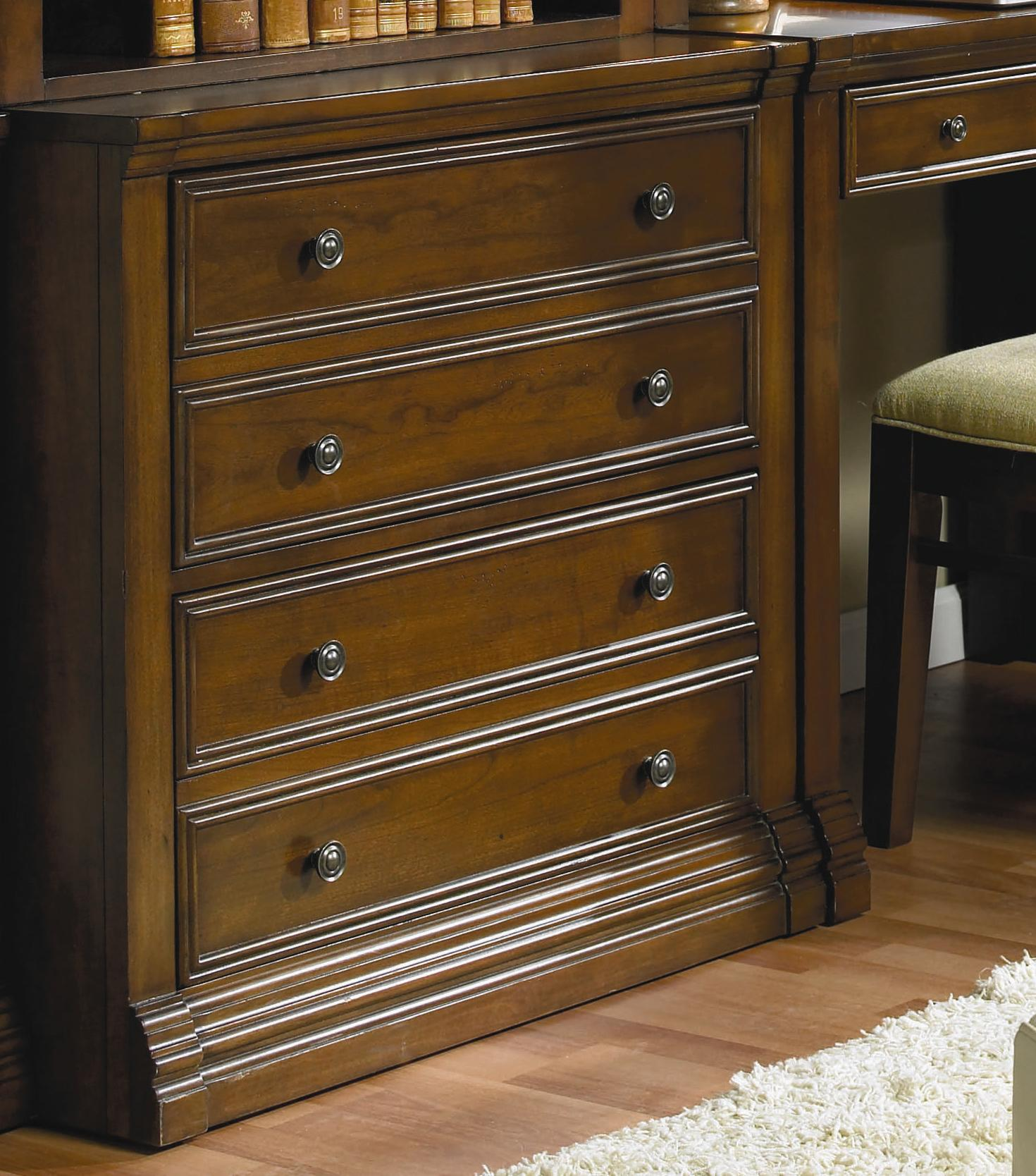 Hooker Furniture Cherry Creek  Lateral File - Item Number: 258-70-416