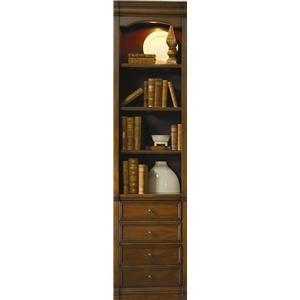 hooker furniture cherry creek wall storage cabinet