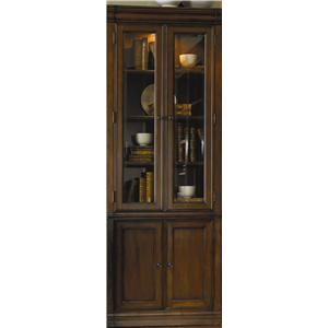 Hamilton Home Cherry Creek  Wall Curio Cabinet