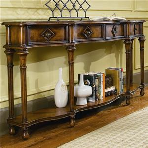 Hamilton Home Chests and Consoles 72-Inch Hall Console